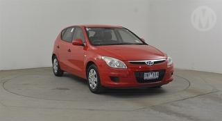 2010 Hyundai i30 SX 5D Hatch Photo