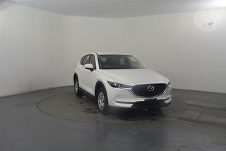 2018 Mazda CX-5 KF Series II Maxx 5D Station Wagon Photo