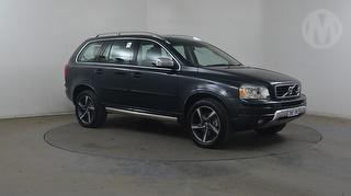 2012 Volvo XC90 R-Design 4D S/Wagon Photo