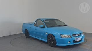 2006 Holden Commodore VZ Ute SS 2D Utility Photo