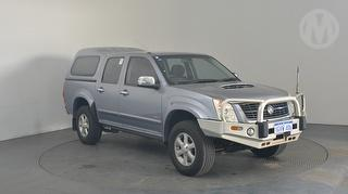 2006 Holden Rodeo RA 4X4 LT 4D Dual Cab Utility Photo