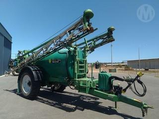2010 Goldacres 5030 EF Special trailed Spray (Boom) Photo