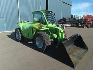 2012 Merlo P34.7 Plus Telehandler Photo