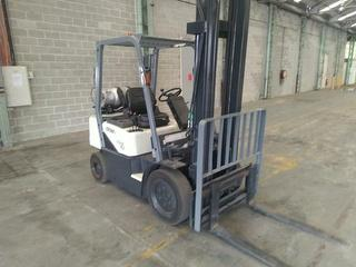 Crown CG25E-3 Forklift (GP) Photo