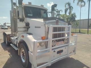 2008 Kenworth T408 SAR Prime Mover GCM 132,000kg Photo