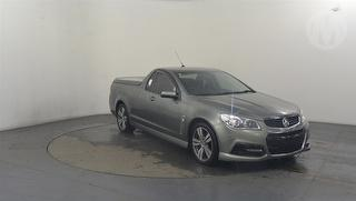 2013 Holden Commodore VF Ute SV6 2D Utility Photo