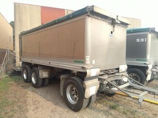 2011 Hercules HEDT-3 Dog Trailer ATM 25,500kg Photo