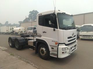 2014 UD Quon GW26470 Prime Mover Photo
