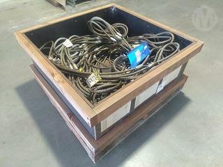 Assorted 78X Assorted Wire Slings Workshop Equipment (GP) Photo