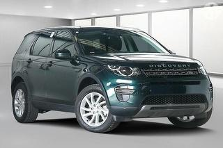 2016 Land Rover Discovery Sport TD4 180 HSE 5D Station Wagon Photo