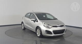 2014 Kia Rio UB 5DR S A/T 5D Hatch Photo
