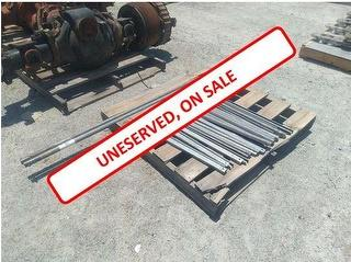 Custom 2X Curtain Poles And QTY Roof Spare Parts Photo