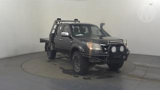 2010 Ford Ranger PK Wildtrack 4D Dual Cab Utility Photo