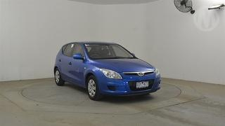2009 Hyundai i30 SX 5D Hatch Photo