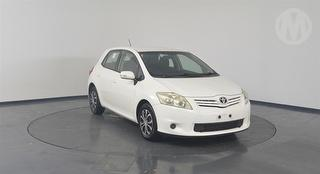 2009 Toyota Corolla ZRE15 Ascent 5D Hatch Photo