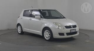 2010 Suzuki Swift 5D Hatch Photo