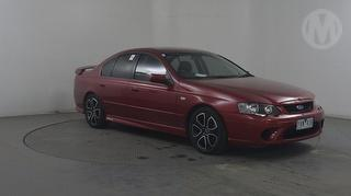 2007 Ford Falcon BF MKII XR6 4D Sedan Photo