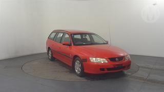 2002 Holden Commodore VX Acclaim 5D Station Wagon Photo