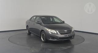 2009 Toyota Corolla ZRE15 Ascent 4D Sedan Photo