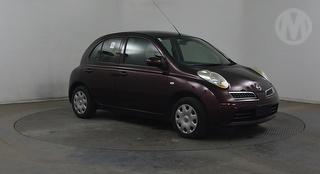 2010 Nissan Micra K12 5D Hatch Photo
