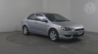 2013 Mitsubishi Lancer CJ ES 4D Sedan Photo