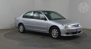 2003 Honda Civic Gli 4D Sedan Photo
