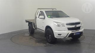 2012 Holden Colorado RG LX 2D Cab Chassis Photo