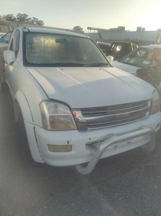 2003 Holden Rodeo RA DX Cab Chassis . Photo
