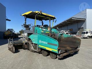 2012 Vogele Super 1803-2 Paver Photo