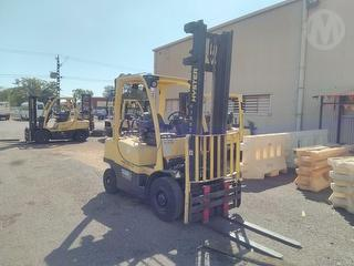 2014 Hyster Forklift (GP) Photo