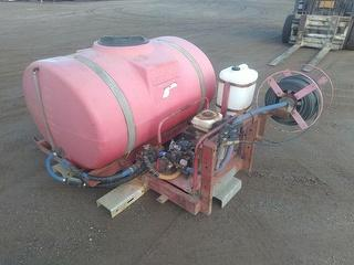 Silvan 900litre Spray Unit Photo