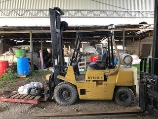 Hyster H2 50 XL Forklift (GP) Photo