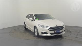 2016 Ford Mondeo MD AMBIENTE 5D Hatch Photo