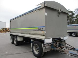 2010 Muscat MT3103 Dog Trailer Photo