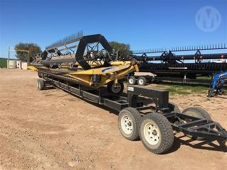 2010 New Holland 94C 40ft Draper Header Front (sa) Photo