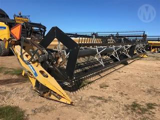 2010 New Holland 94C 36ft Draper Header Front (SA) Photo