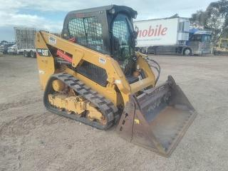 2015 Caterpillar 239D Loader (Skid steer) Photo