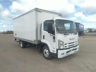 2010 Isuzu FRR500 Medium Pantech GCM 16,000kg Photo