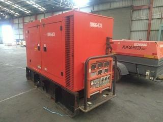 Cummins 80kva Generator (Industrial) Photo