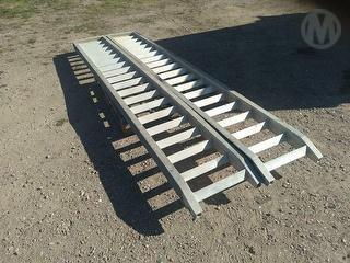 Whipps Alloy Loading Ramps 2250kg SWL Miscellaneous Photo