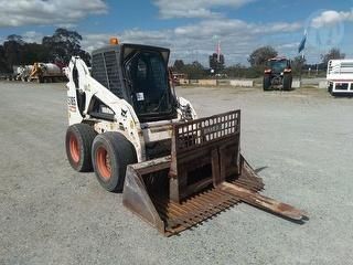 2009 Bobcat S185 Loader (Skid steer) Photo