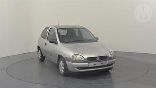 2000 Holden Barina SB City 3D Hatch Photo