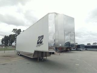 2011 MCF Specialist Trailers T277 Car Carrier ATM 12,000kg Photo