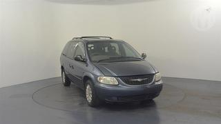 2001 Chrysler Grand Voyager SE 5D Wagon Photo