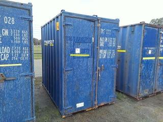 Custom Container And Contents Storage / Transport Conta Photo