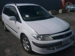 1999 Ford Ixion Station Wagon Photo