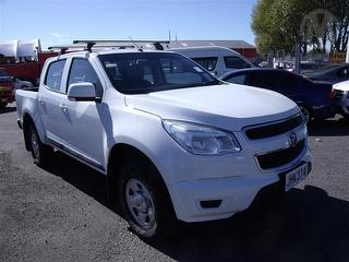 2015 Holden Colorado LS 4WD 4D Dual Cab Utility Photo