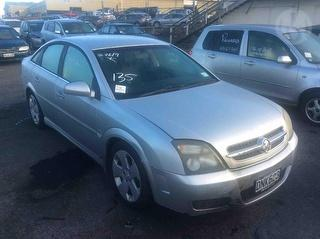 2003 Holden Vectra Cdxi Hatch Auto Hatch Photo