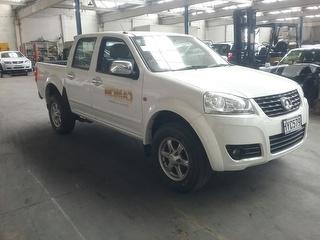2015 Great Wall V200 Utility Photo