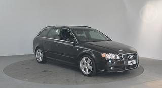 2006 Audi A4 5D Station Wagon Photo